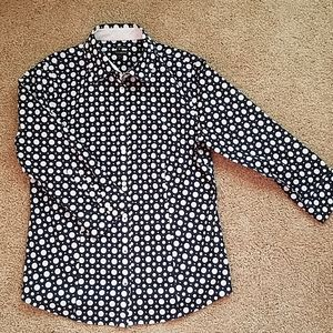 Women's Size 6 Wrinkle Resistant Talbots Blouse
